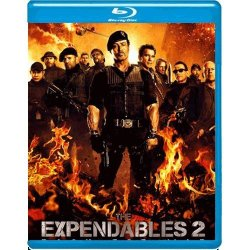 The Expendables 2 - Blu Ray