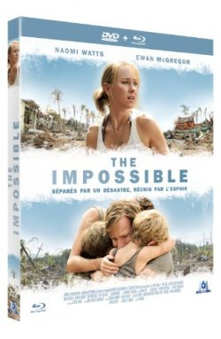 The Impossible - Blu-Ray Combo