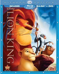 The Lion King - Diamant Edition