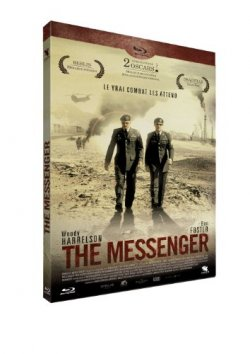 The messenger Blu Ray