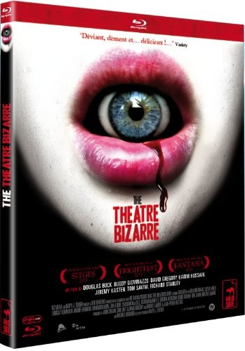 The Theatre Bizarre [FRENCH DVDRiP] | Multi Liens