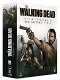 The Walking Dead saison 1 à 4 - Blu Ray