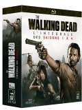 The Walking Dead saison 1 à 4 - DVD