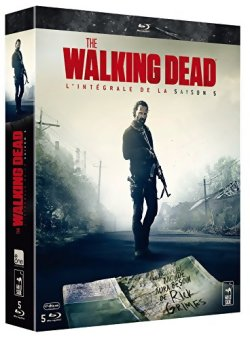 The Walking Dead Saison 5 - Blu Ray