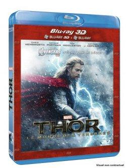 Thor : Le Monde des ténèbres - Blu Ray 3D