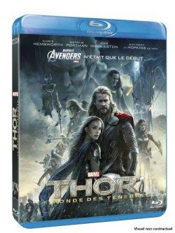 Thor : Le Monde des ténèbres - Blu Ray