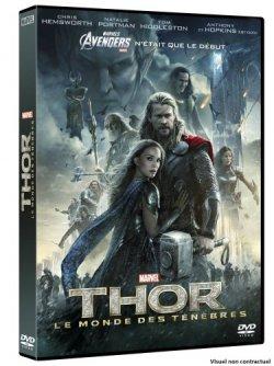 Thor : Le Monde des ténèbres - DVD