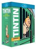 Tintin : l'intégrale des dessins animés - Blu Ray