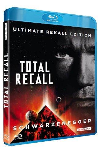 Nouvelle édition Blu Ray de Total Recall