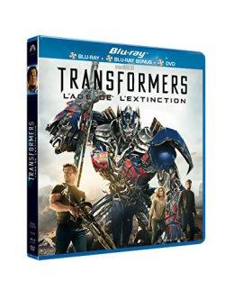 Transformers 4 - Blu ray 3D