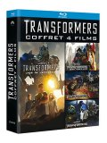Transformers - Quadrilogie Blu Ray