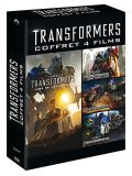 Transformers - Quadrilogie DVD