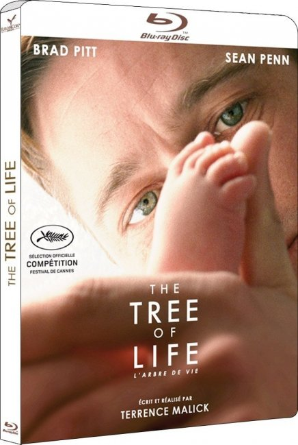 Tree of Life : le blu ray