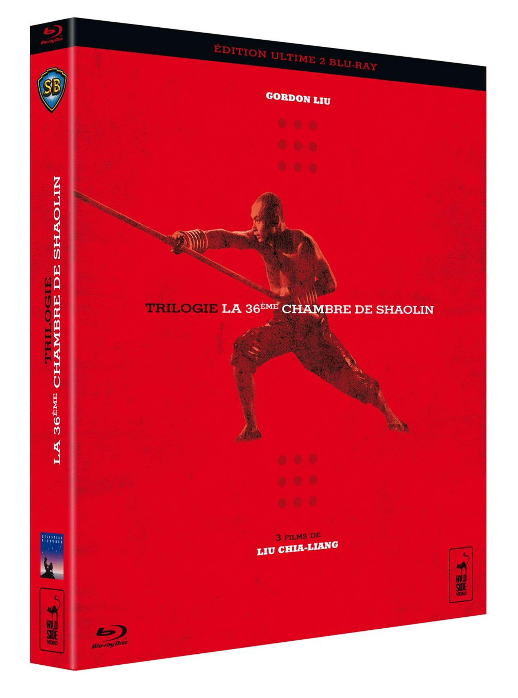 Les disciples de la 36e chambre en dvd blu ray for 36e chambre de shaolin