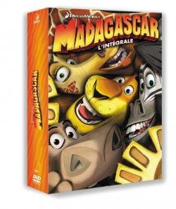 Trilogie Madagascar - DVD