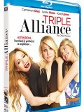 Triple Alliance - Blu Ray