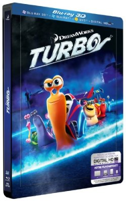 Turbo - Blu Ray 3D