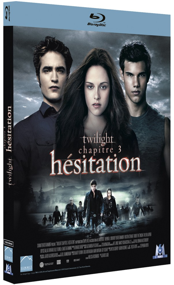 Twilight - Chapitre 3 : hésitation [Multi-TRUEFRENCH] [Blu-Ray 1080p] [MULTI]