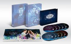 Twilight, La saga - L'intégrale Blu Ray