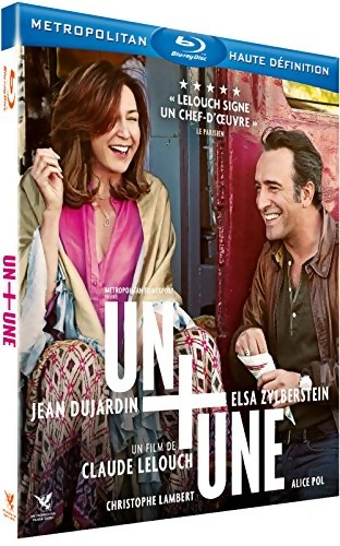 Un plus une en dvd blu ray for Dujardin film inde