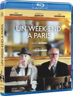 Un week-end à Paris - Blu Ray