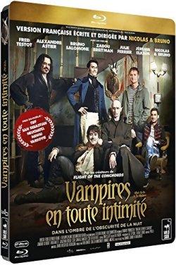 Vampires en toute intimité - Blu Ray