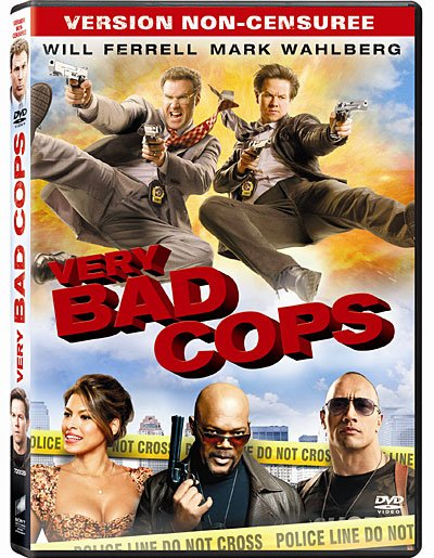 Test DVD Test DVD Very Bad Cops