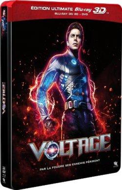 Voltage - Blu Ray 3D