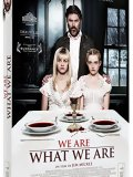 We Are What We Are - DVD