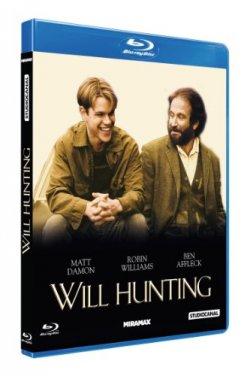 Will Hunting Blu Ray