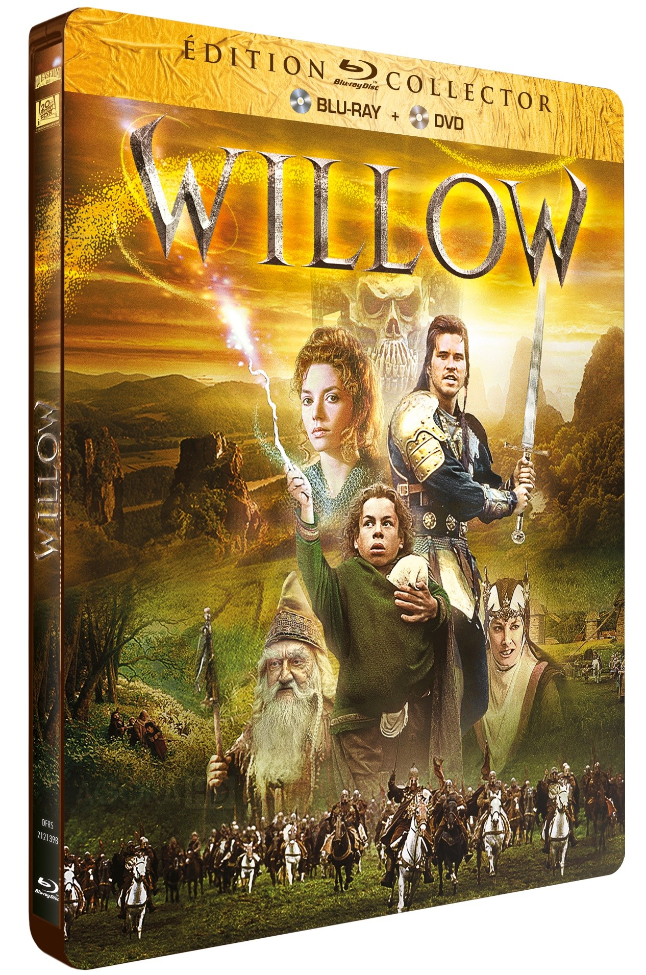 [MULTI] Willow (1988) [FRENCH] [Bluray 720p]