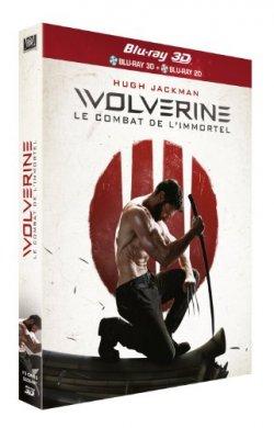 Wolverine : Le combat de l'immortel - Blu Ray 3D