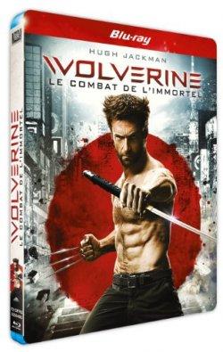 Wolverine : Le combat de l'immortel - Blu Ray