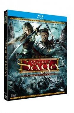World of Saga - Les seigneurs de l'ombre - Blu Ray