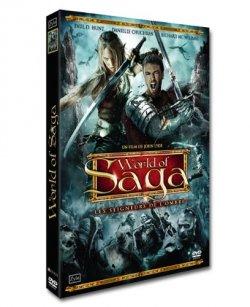 World of Saga - Les seigneurs de l'ombre DVD