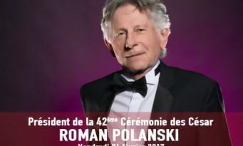 Roman Polanski renonce à la présidence des César 2017