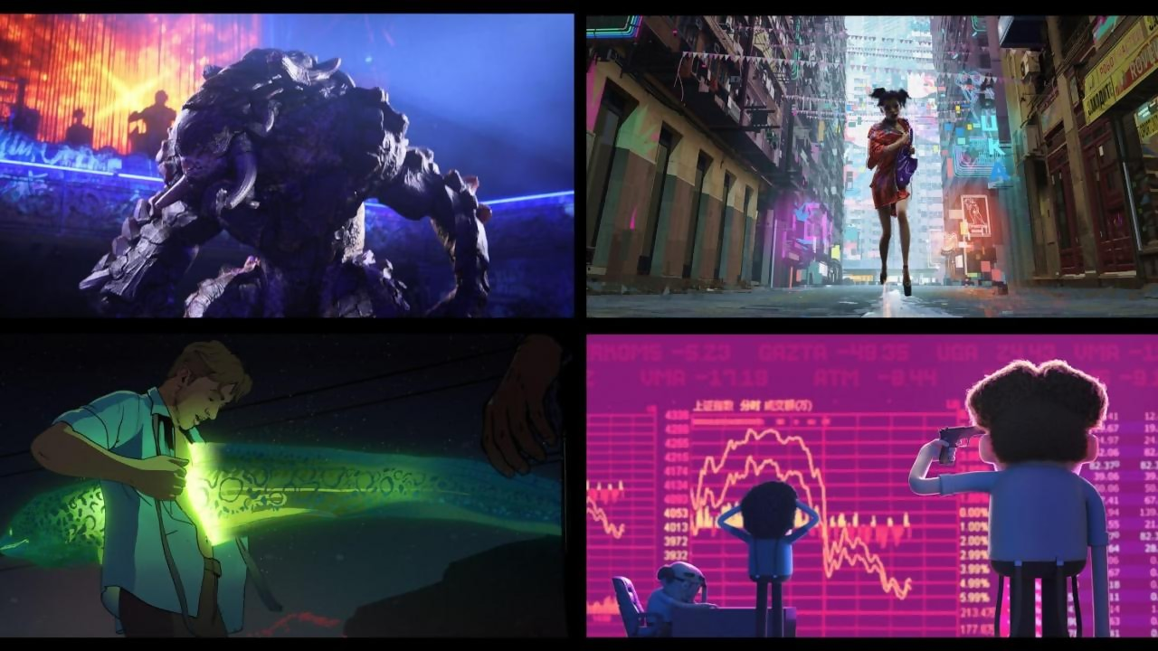Love Death + Robots dévoile sa bande-annonce