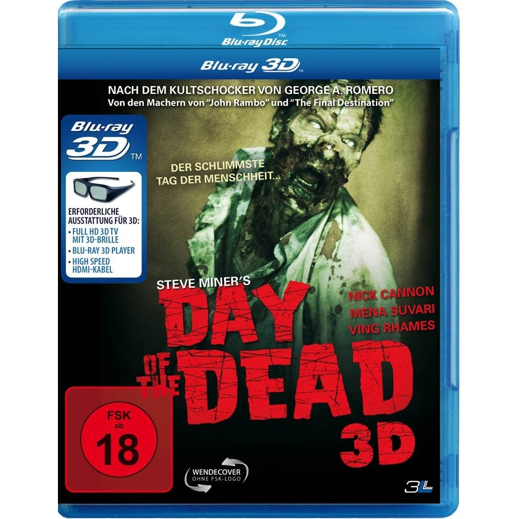 Photos blu ray 3d allemands