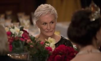 THE WIFE : le film événement des Oscars avec Glenn Close (bande-annonce)