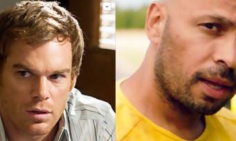 Eric Judor en grand méchant dans Dexter ?