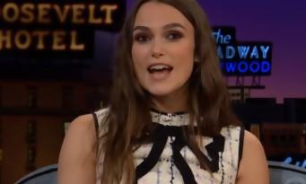 """Keira Knightley : """"On me confond dans cesse avec Natalie Portman !"""""""