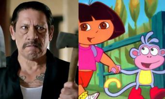 Danny Trejo sera Babouche dans le film DORA L'EXPLORATRICE