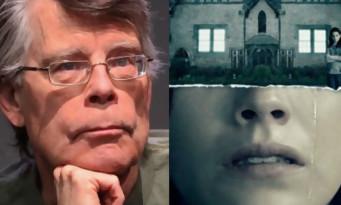 """Pour Stephen King, la série Netflix The Haunting Of Hill House est """"proche du génie"""""""