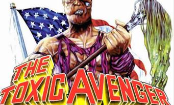 Toxic Avenger : un reboot pour le super-héros destroy par les producteurs de Godzilla et King Kong