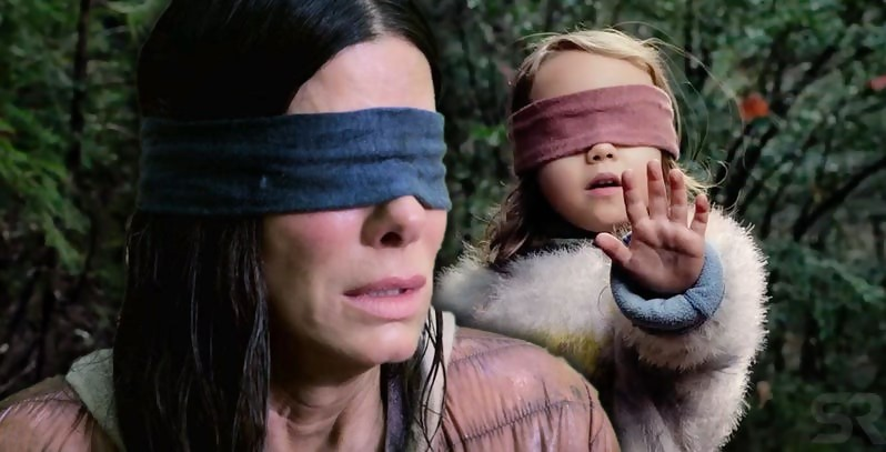 Le thriller 'Bird Box' bat des records — Netflix