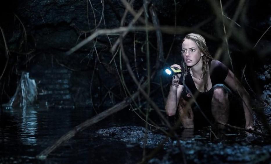 Alexandre Aja terrifie avec des crocodiles dans le trailer — Crawl