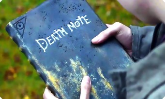 DEATH NOTE : une bande-annonce dark pour l'adaptation du manga culte