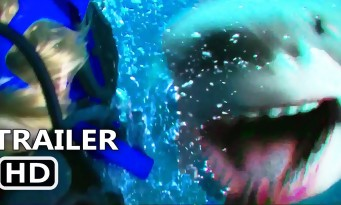 47 METERS DOWN : Mandy Moore face à un monstrueux requin (bande-annonce)