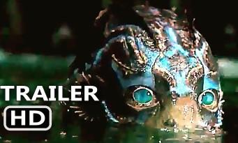 The Shape of Water : une créature amphibie fascinante pour Guillermo del Toro