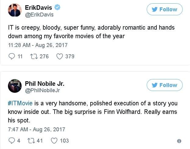 Stephen King se met les clowns à dos